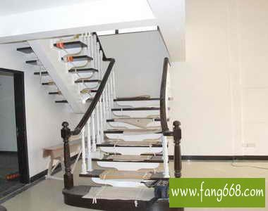 跃层楼梯装修效果图 让室内充满惊喜   古典中式小跃层楼