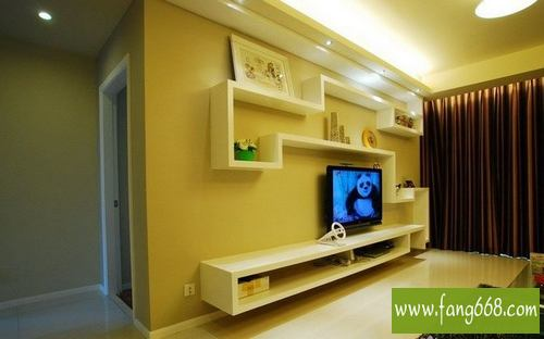款高清客厅装修效果图每一款都是根据房子房屋客厅布局风格来